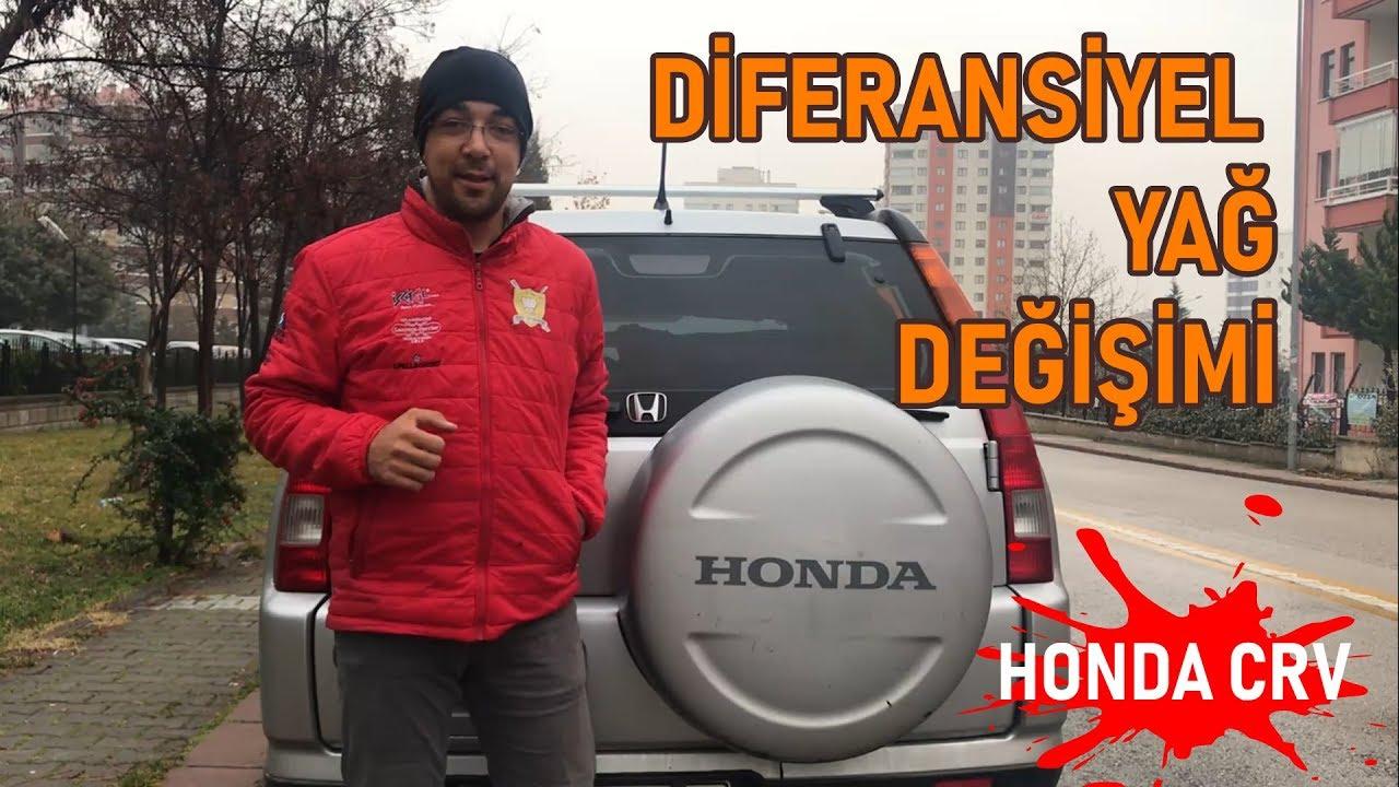 Jeep Liberty Arka Diferansiyel Yağ Değişimi how to change rear differential oill