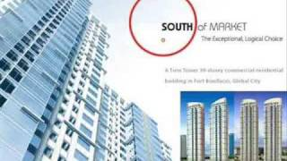 Condominium Philippines, for sale Ready for Occupancy units located at the Fort