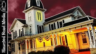 Haunted Mansion Paranormal Investigation Chilling Conclusion! | Cheney Haunted House