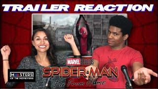 SPIDER-MAN FAR FROM HOME Trailer Reaction & Breakdown