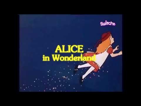 Alice's Adventures in Wonderland - English theme (STEREO, TV version)
