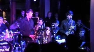 New Zealand Youth Jazz Orchestra @ The Grand 150813  Don
