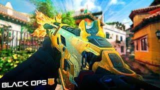 Mi PRIMER ARMA con el CAMUFLAJE ORO de BLACK OPS 4 - AlphaSniper97
