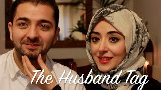 The Husband Tag! Your Questions Answered! Thumbnail