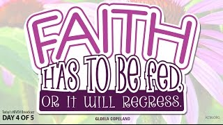 The Faith That Takes with Gloria Copeland and George Pearsons (Air Date 4-28-16)
