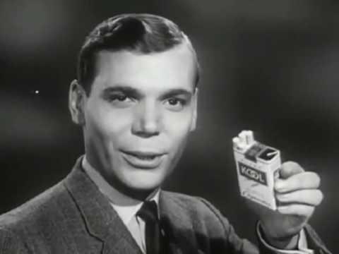 Ten Vintage Commercials (Circa 1950s)