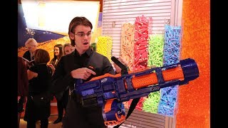First Review: NERF Titan CS-50 Toy Fair 2019