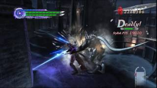 Devil May Cry 4 Special Edition LDK Super Vergil Mission 3