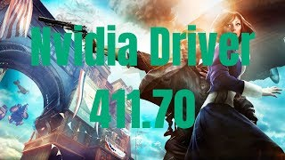 BioShock Infinite (Updated to Nvidia Driver 411.70 / GTX 1060 / 8600K / 1080P Full HD)