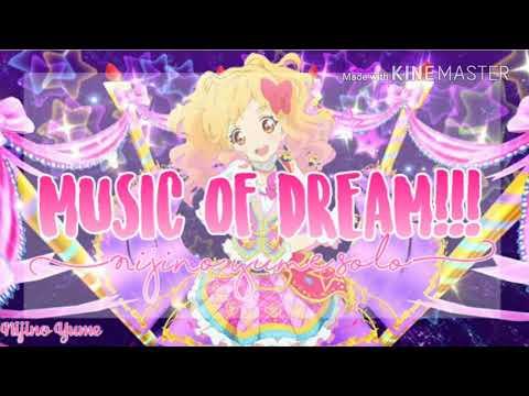 Aikatsu Stars! MUSIC of DREAM!!! -Nijino Yume ( short ver )
