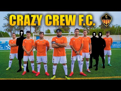 CRAZY CREW FÚTBOL CLUB