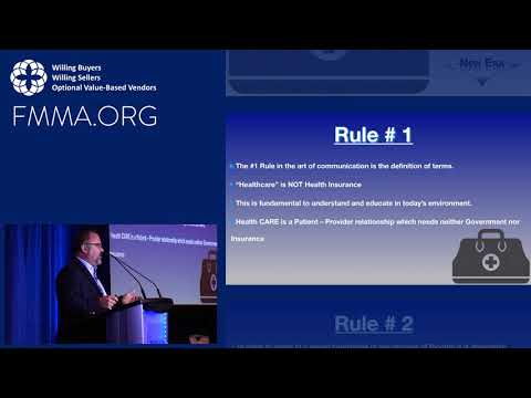 Tom Yakopin - Healthshare Ministries & The Free Market
