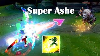 Ashe montage 2 - Best of Ashe