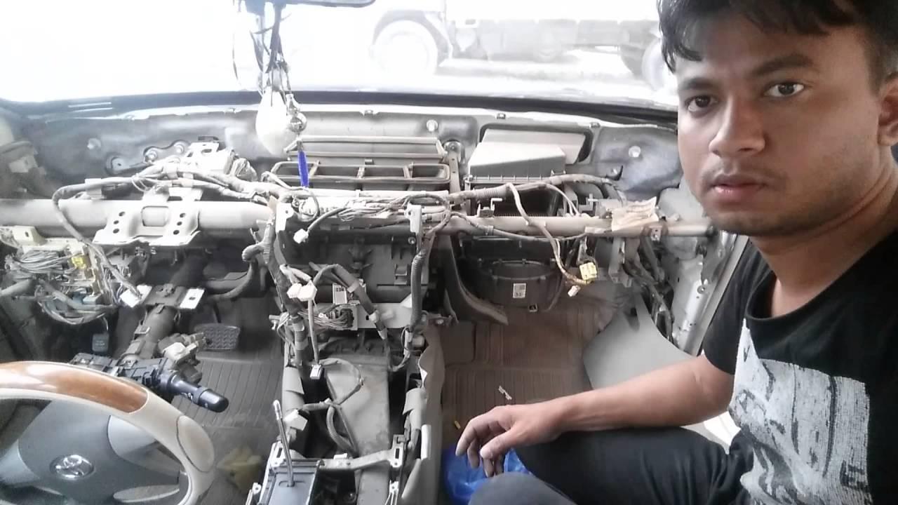 2007 Toyota Camry Heater Core