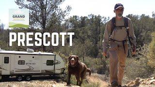 Ep. 148: Prescott | Arizona RV travel camping hiking
