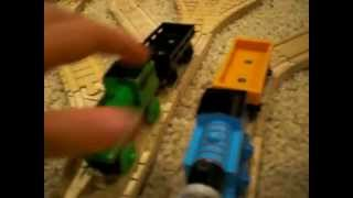Cranky Bugs | Thomas & Friends Wooden Railway Remake thumbnail