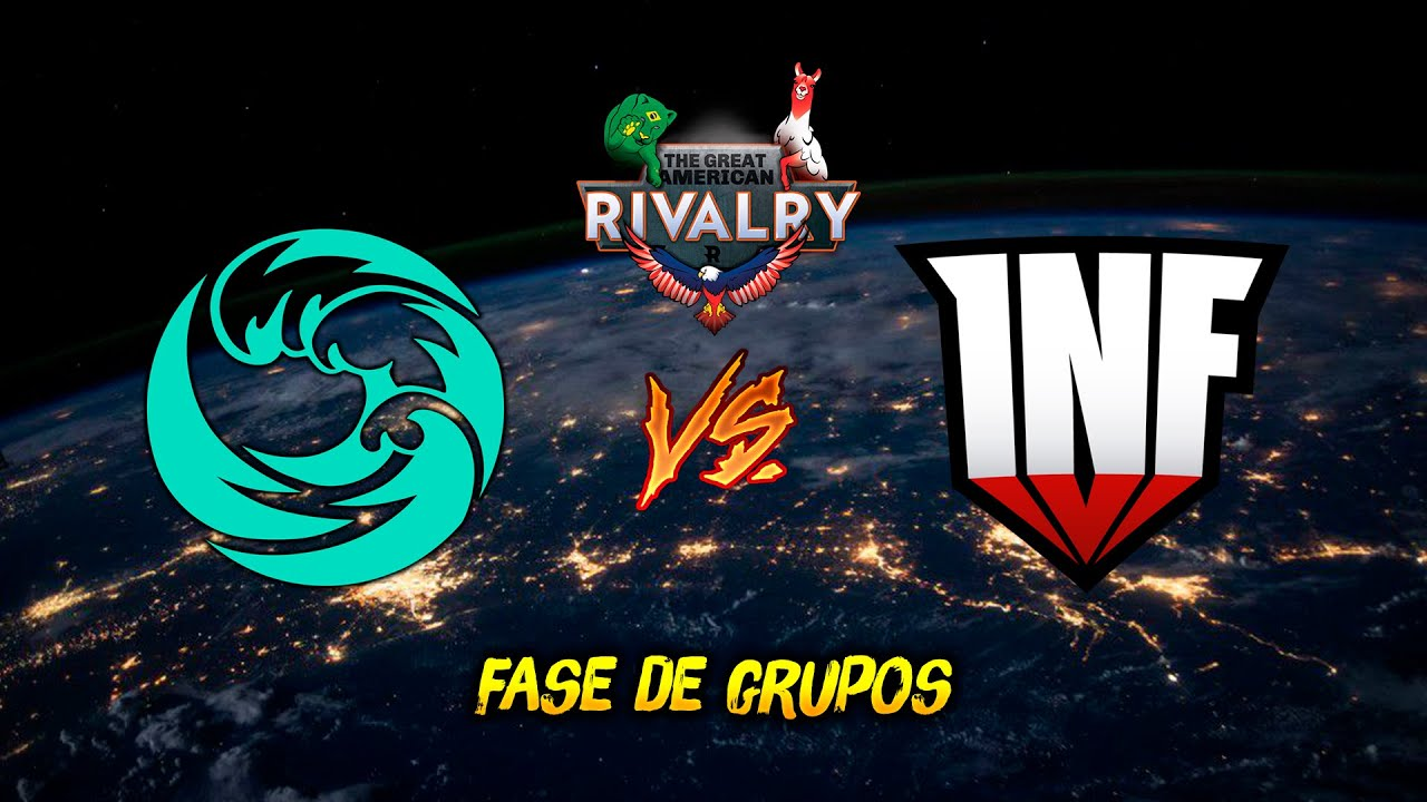 Beastcoast vs Infamous ► The Great American Rivalry Division 1 (BO2) 😍 | Dota 2