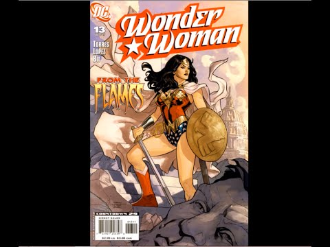 "Wonder Woman: Vol 3 # 13 ""Mothers & Daughters"""