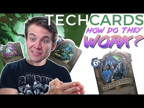 Tech Cards: How Do They Work? By Brian Kibler