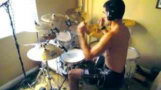 I Hate Buffering by The Devil Wears Prada: Drum Cover by Joeym71