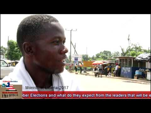 Liberia 2017 Election: Street talk with first time voters