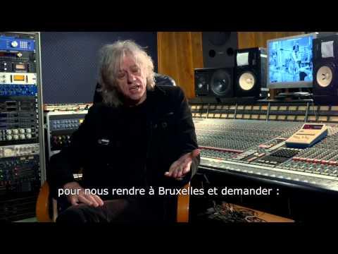 BAND AID 30 : interview de Bob Geldof