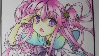 Coloring LUGH from Valkyrie Crusade