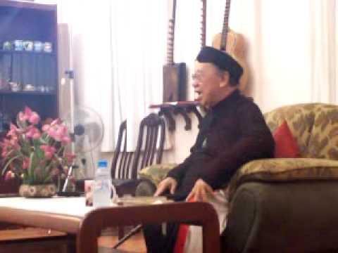Giáo sư TRẦN VĂN KHÊ & Hát Bội Việt Nam 1