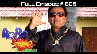 Robo Family - 1st October 2015 - ರೋಬೋ ಫ್ಯಾಮಿಲಿ - Full Episode