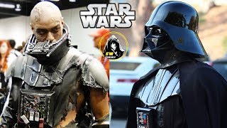 VADER VOICE FINAL DECISION VERY IMPORTANT VIDEO FOR VADER FAN FILM (PLEASE WATCH) - Star Wars Theory