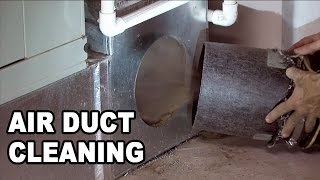 Air Duct Cleaning Process | Air Duct Cleaning Process Maryland