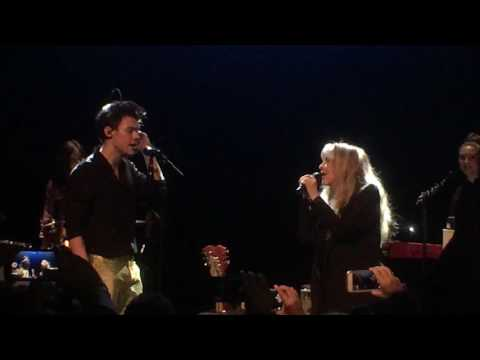 Harry Styles and Stevie Nicks Landslide live at the Troubadour may 19,2017