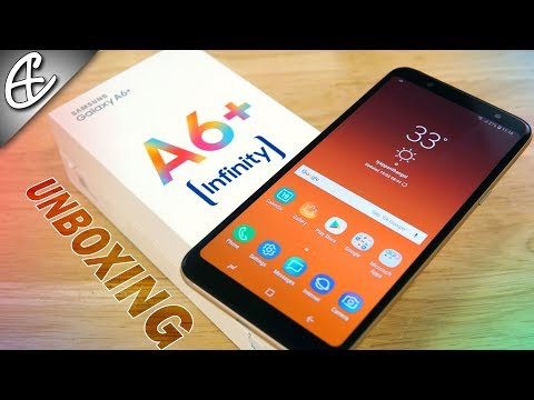 Samsung Galaxy A6 Plus Review Videos