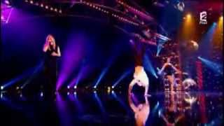 Lara Fabian and Duo Flame - Je T'aime(Le Plus Grand Cabaret du Monde / Самое большое Кабаре мира In a performance on