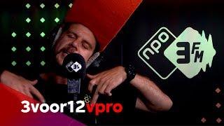 Jack Parow  -  Live at 3voor12 Radio