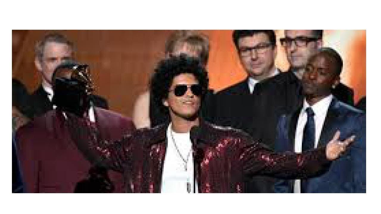 Download Bruno Mars and politics play big at Grammys