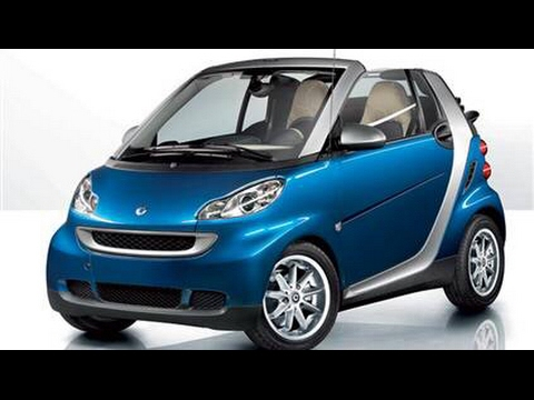 How To Reset The Maintenance Light On A Smart Car Youtube