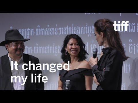 Angelina Jolie on Cambodia | TIFF 2017