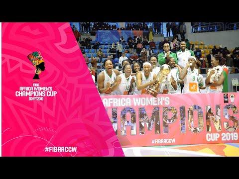 Final - Ferroviario Maputo v Grupo Desp. Interclube - Full Game