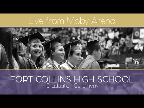 Fort Collins High School Graduation 2019
