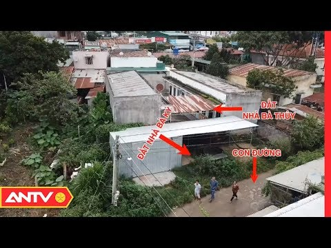 Bản án 'trên trời' của tòa án khiến người dân có nhà mà không có đường vào | Điều tra | ANTV
