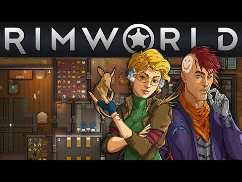 RimWorld - sci-fi colony sim