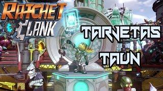 Ratchet y Clank PS4  - Todas las tarjetas TAUN! (guía)
