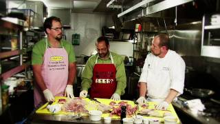 The Savage Kitchen: Mushroom Stuffed Pheasant Breast