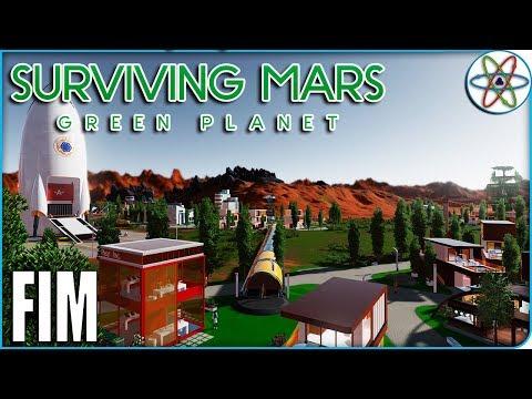 Marte 100% Respirável!
