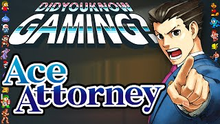 Ace Attorney - Did You Know Gaming? Feat. Zurachi