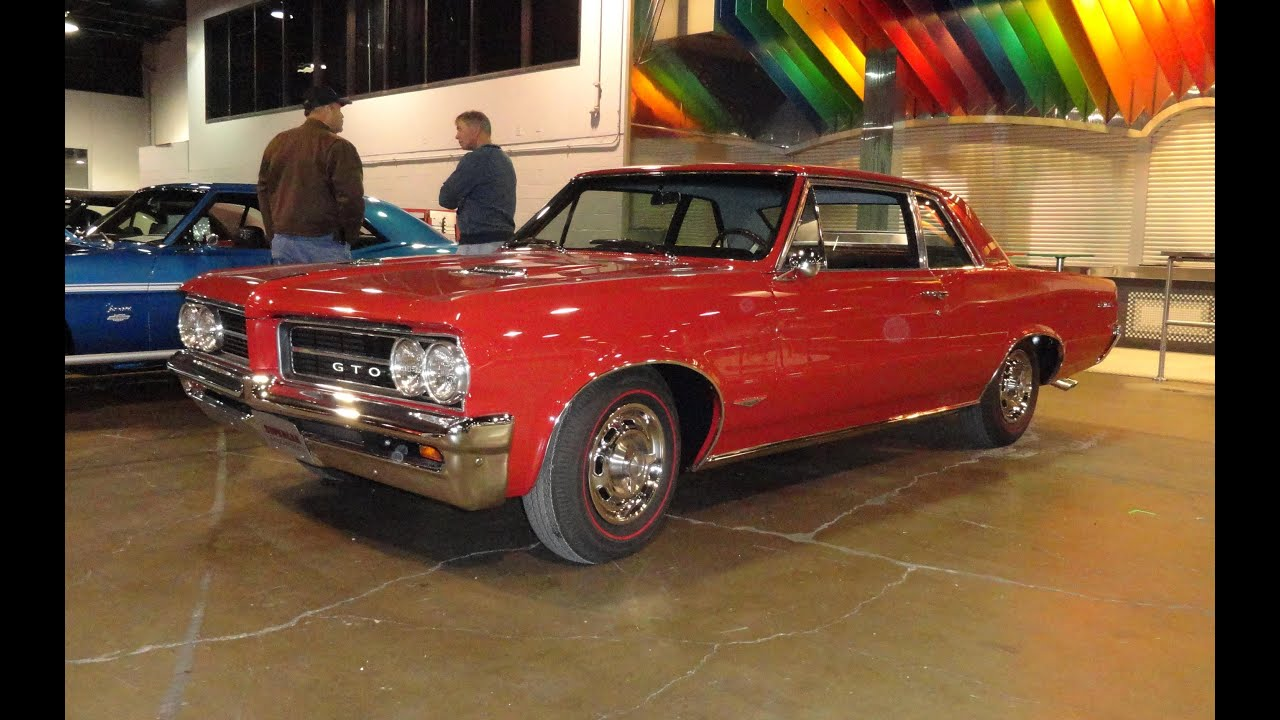 Pontiac Gto 2014 >> 1964 Pontiac Royal Bobcat GTO with a Jim Wangers Interview ...