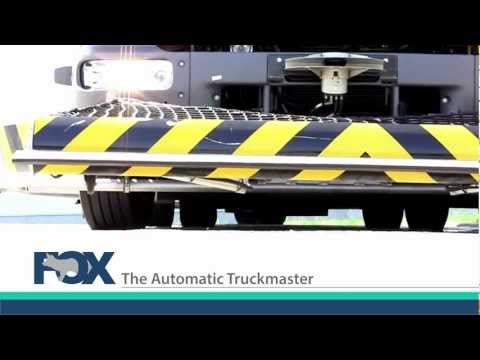 Driverless Truck in a Dairy Factory (Subtitles)