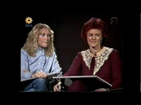1981: ABBA girls about The Visitors