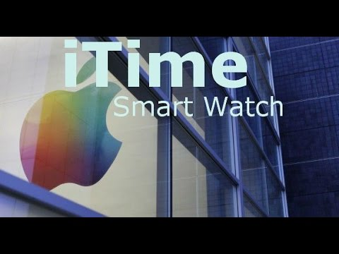 """Apple gets Patent for """"iTime"""" related to its smart watch """"iWatch""""."""